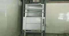 曳引式传菜机